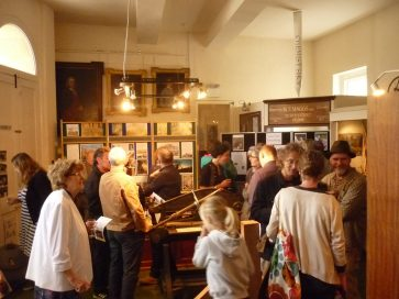 frome museum exhibition opening